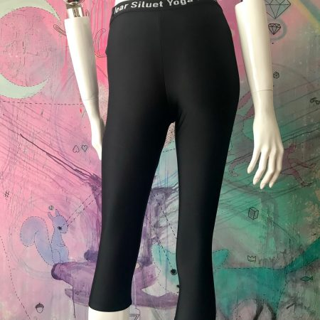 Leggings Simply BLACK short
